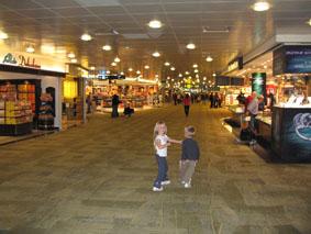 空港モール