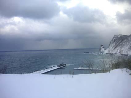 幌武意の海
